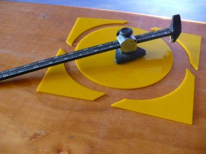 Strip and Circle Cutter Combo